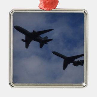 Tristar and VC10 Metal Ornament