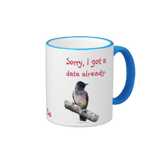 Triste conseguí una taza del campanero de LOLBirds