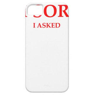 triste iPhone 5 Case-Mate carcasa