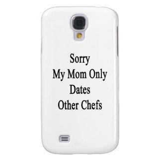 Triste mi mamá fecha solamente a otros cocineros funda para galaxy s4