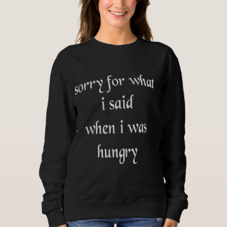 Triste para lo que dije cuándo era camiseta playeras