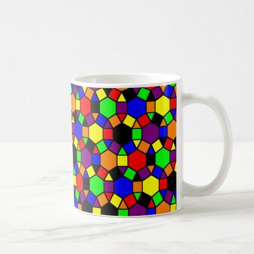 Tritessellation Mug