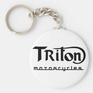 Triton Keychain