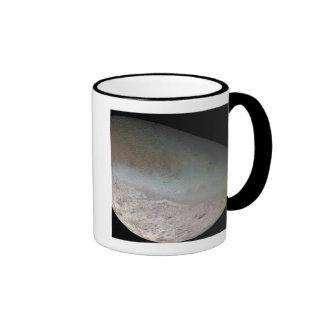 Tritón, la luna más grande del planeta Neptuno Taza De Café