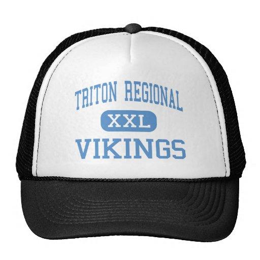 triton regional - vikings - high - Byfield Mesh Hat