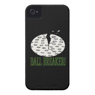 Triturador de bola iPhone 4 Case-Mate cobertura