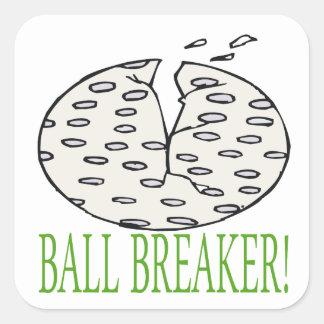 Triturador de bola colcomanias cuadradas