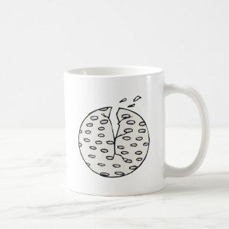 Triturador de bola tazas de café