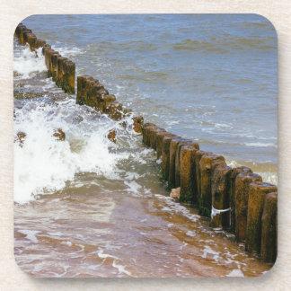 Triturador de onda participaciones de madera mar