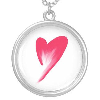 Triturador del corazón colgante redondo