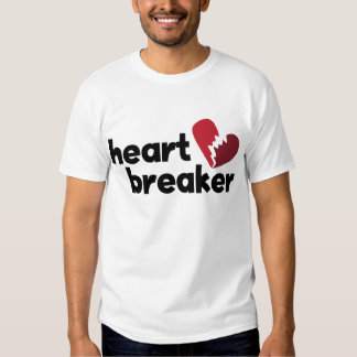 Triturador del corazón remera