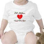 Triturador italiano del corazón de Lil Camisetas