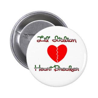 Triturador italiano del corazón de Lil Pin