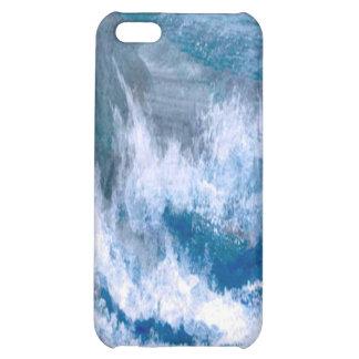 Trituradores del océano - iPhone del arte del océa