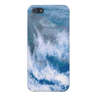 Trituradores del océano - iPhone del arte del océa iPhone 5 Protector
