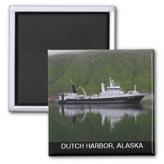 Triumph americano, barco rastreador de fábrica imán de frigorífico