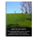 Triumph and Perseverance Note Book