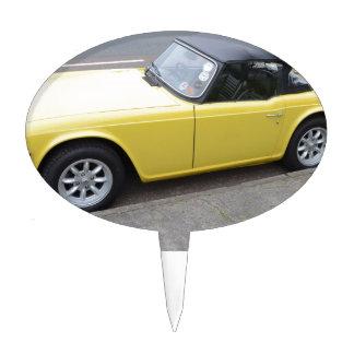 Triumph clásico TR6 Sportscar Palillos De Tarta