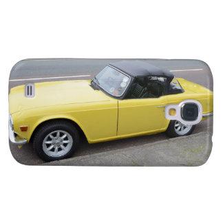Triumph clásico TR6 Sportscar