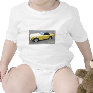 Triumph clásico TR6 Sportscar Camisetas