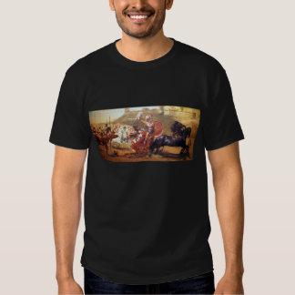 Triumph de Aquiles - fresco en Corfú - Achellion Camisas