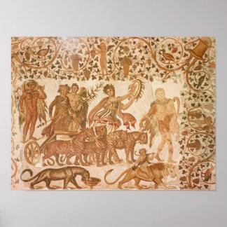 Triumph de Dionysus Posters