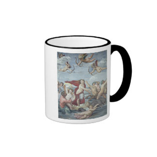 Triumph de Galatea, 1512-14 Tazas