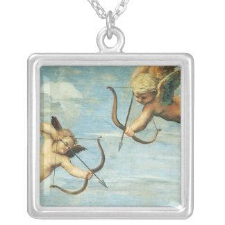 Triumph de Galatea ángeles detalla Raphael Sanzio Joyeria Personalizada