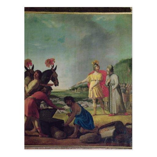 Triumph de Judas Maccabeus Tarjetas Postales