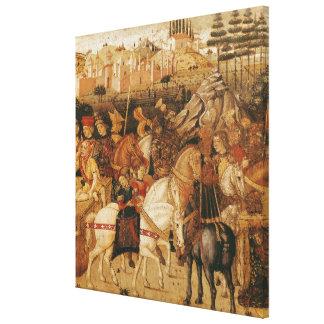 Triumph de Julio César Lienzo Envuelto Para Galerías