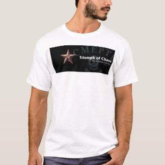 Triumph de la camiseta del caos