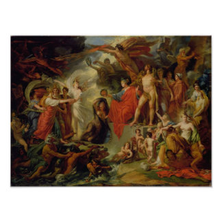 Triumph de la civilización, c.1794-98 impresiones