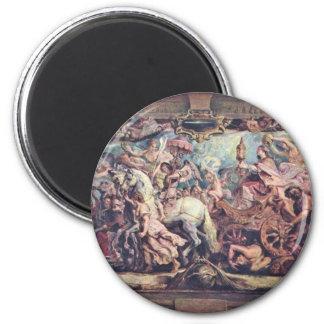 Triumph de la iglesia de la idolatría de Rubens Pe Iman