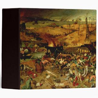 """Triumph de la muerte, c.1562 (aceite en el panel) carpeta 2"""""""