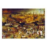 Triumph de la muerte de Pieter Bruegel la anciano Invitaciones Personales