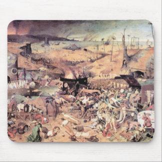 Triumph de la muerte de Pieter Bruegel Alfombrillas De Ratón
