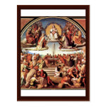 Triumph de la religión en los artes postales