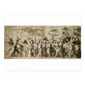 Triumph de la riqueza de Hans Holbein el más joven Postales