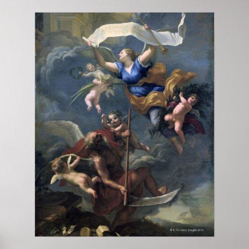 """""""Triumph de las estaciones"""", Baldassarre Impresiones"""