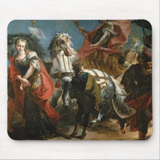 Triumph de Marco Aurelius Tapetes De Ratón