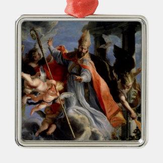 Triumph de St Augustine 1664 Ornamento Para Reyes Magos