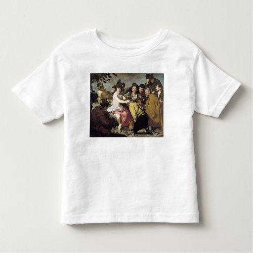 Triumph del Bacchus, 1628 Camisetas
