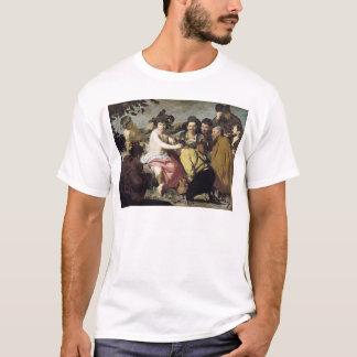 Triumph del Bacchus, 1628 Playera