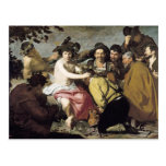 Triumph del Bacchus, 1628 Postal