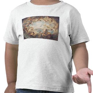 Triumph del Cupid sobre todos los dioses, 1752 Camiseta