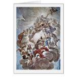 Triumph del Medici de Luca Giordano Felicitaciones