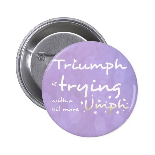 Triumph is trying with a bit more umph buttons