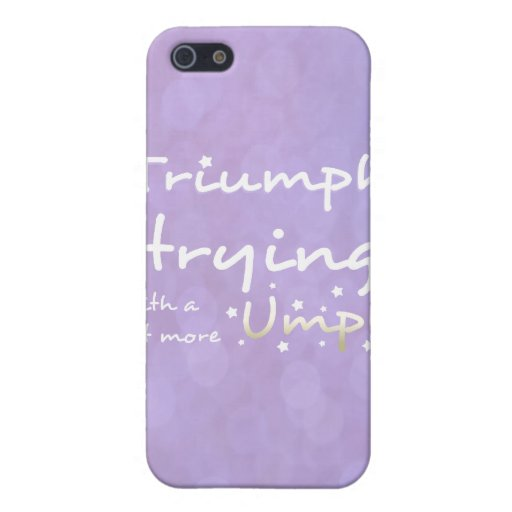 Triumph is trying with a bit more umph cases for iPhone 5