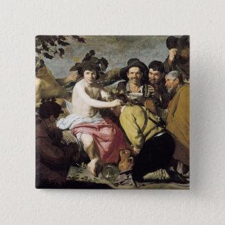 Triumph of Bacchus, 1628 Button
