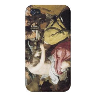 Triumph of Bacchus, 1628 iPhone 4 Cases